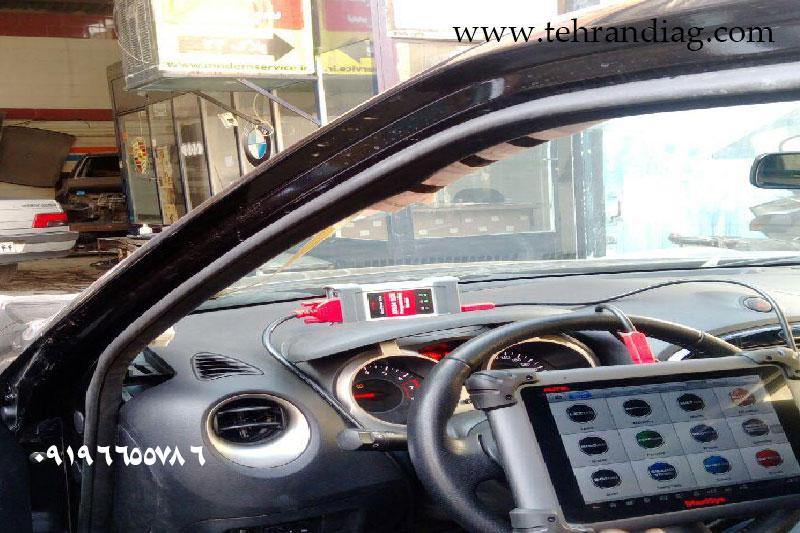 خدمات برق و الکترونیک خودرو