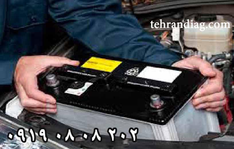خدمات برق و باتری خودرو در محل