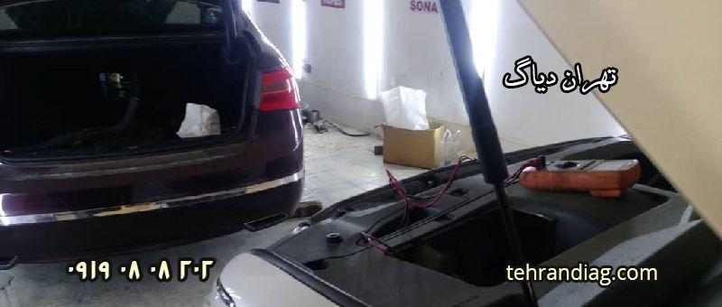 خدمات و تعمیر خودرو در محل  پرادو